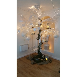 9ft White Wishing Tree